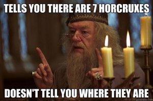 horcruxes