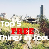 Korea on a Dime: The Best FREE Things!